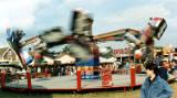Bridgwater Fair, 1988.