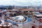 Rhyl Amusement Park, circa 1985.
