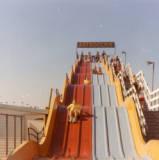Rhyl Amusement Park, circa 1975.