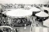 Rhyl Amusement Park, circa 1960.