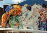 Rhyl Amusement Park, circa 1994.