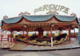 Botton's Pleasure Beach, circa 1993.