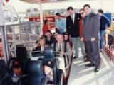 Rhyl Amusement Park, circa 1992.