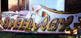 fairground art, 1989.