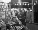 Loughborough Fair, circa 1950.