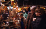 Loughborough Fair, circa 1980.
