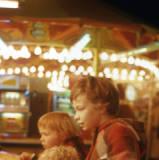 Loughborough Fair, circa 1980.