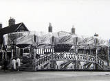 Stratford-upon-Avon Mop Fair, 1963.