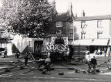 Banbury Michaelmas Fair, 1964.