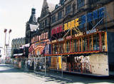 Sheffield City Centre Fair, August 1995.