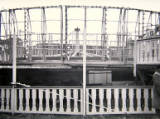Nottingham Goose Fair, 1958.