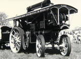 Melton Mowbray Steam Fair and Traction Engine Rally, 1966.
