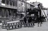 Oxford St Giles Fair, 1966.