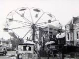 Stratford-upon-Avon Mop Fair, 1966.