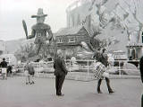 Great Yarmouth Amusement Park, 1967.