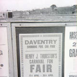 Daventry Spring Fair, 1969.