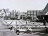 Stratford-upon-Avon Runaway Mop Fair, 1969.