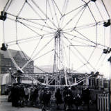 Leicester October Fair, 1950.