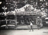 Sutton Coldfield Amusement Park, 1951.