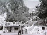 Oxford St Giles Fair, 1971.