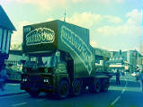 Stratford-upon-Avon Mop Fair, 1973.