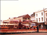 Stratford-upon-Avon Mop Fair, 1975.