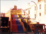 Banbury Michaelmas Fair, 1975.