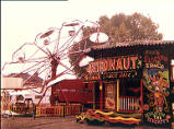 Rugby October Fair, 1975.