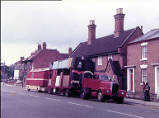 Stratford-upon-Avon Mop Fair, 1976.