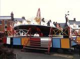 Long Buckby Feast Fair, 1980.