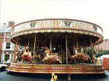 Stratford-upon-Avon Mop Fair, 1986.