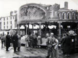 Banbury Mop Fair, 1957.