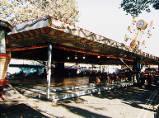 Banbury Mop Fair, 1986.