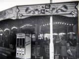 Stratford-upon-Avon Mop Fair, 1958.