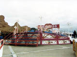 Rhyl Amusement Park, 1990.