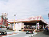 Rhyl Amusement Park, 1990.