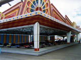 Blackpool Central Pier, 1990.