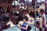 Melton Mowbray Steam Fair and Rally, 1965.