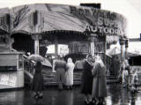 Stratford-upon-Avon Mop Fair, 1958.