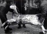Loughborough Charter Fair, 1957.