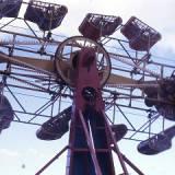Nottingham Goose Fair, 1984.