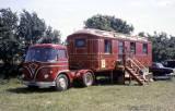 Bloxham Rally and Steam Fair, 1969.