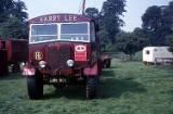 Harewood House Steam Fair, 1970.