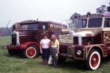 Seend Steam Fair, 1972.