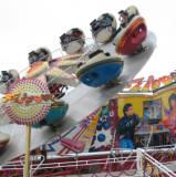 Towyn Amusment Park, 2007.