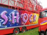 Newcastle Town Moor Fair, 2007.