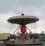 Seaburn Amusement Park, 2007.