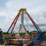 Courtown Harbour Amusement Park, 2007.