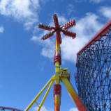 Blackpool Pleasure Beach, 2007.