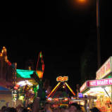 Ilkeston Fair, 2007.